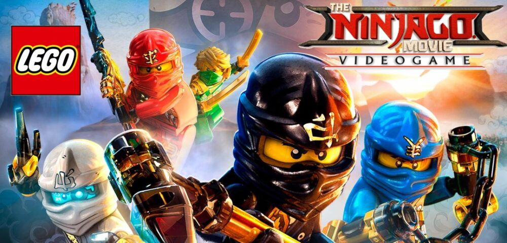 Lego Ninjago Movie Video Game – PlayStation 4 – Novo – Venda Nova Games